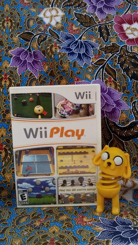 juego  wii play