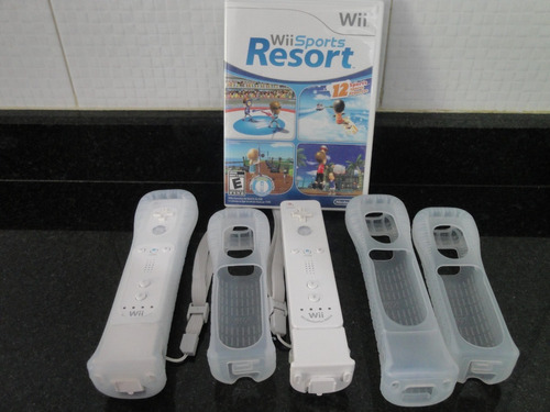 juego wii sports resort con wii motionplus