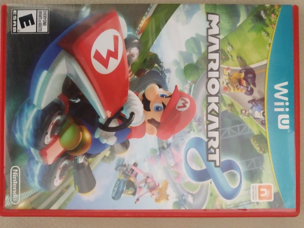 Juego Wii U Mario Kart En Excelente Estado 59 999 En Mercado Libre