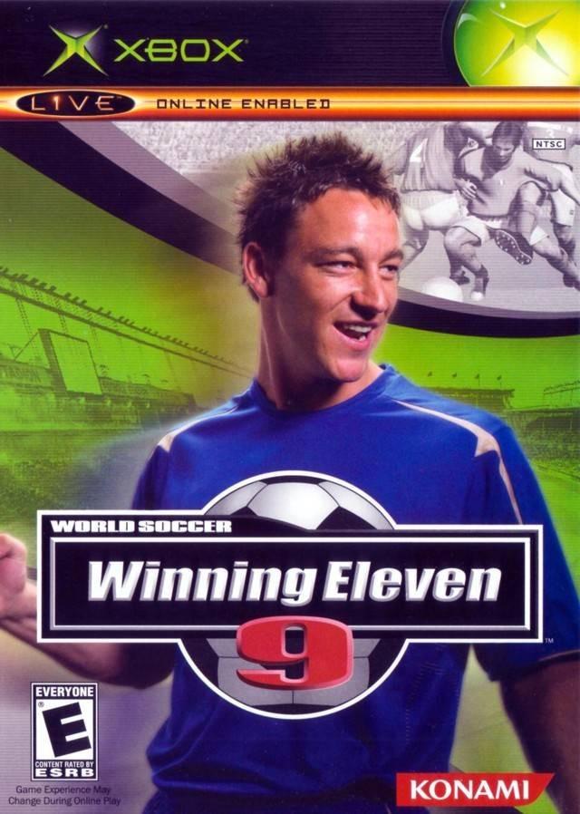 Juego Winning Eleven 9 X Box -   150.00 en Mercado Libre d17e61e113673