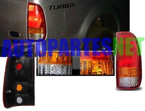 juego x2 faro trasero ford f 100 duty 2000 en adelante
