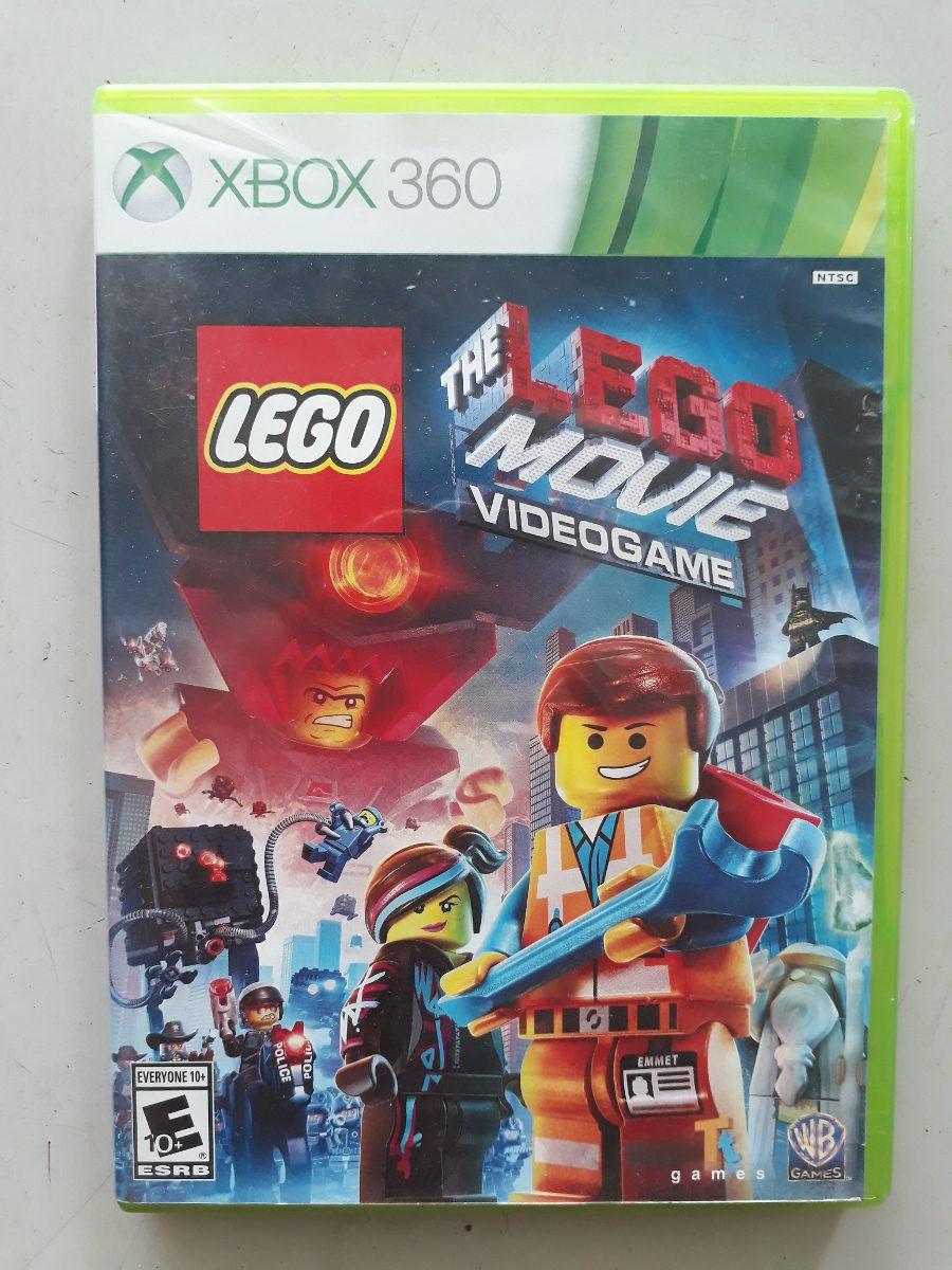 Juego Xbox 360 Lego The Lego Movie 350 00 En Mercado Libre