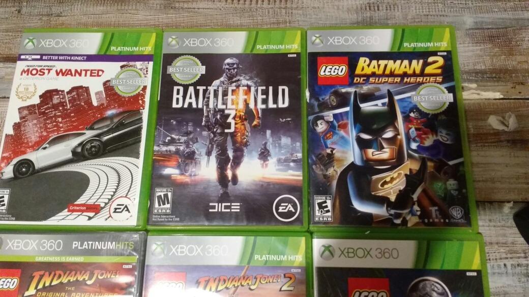 Juego Lego Marvel Super Heroes Para Xbox 360 Original Fisico