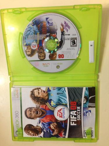 juego xbox 360 fifa