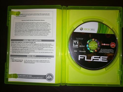 Juego Xbox 360 Fuse on online xbox 360, jugar xbox 360, home xbox 360, games xbox 360, spider-man 1 xbox 360, spiderman friend or foe xbox 360,