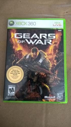 juego xbox 360 gears of war