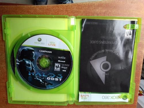 juego xbox 360 halo 3 odst original