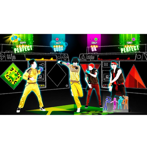 juego xbox 360 just dance 2015