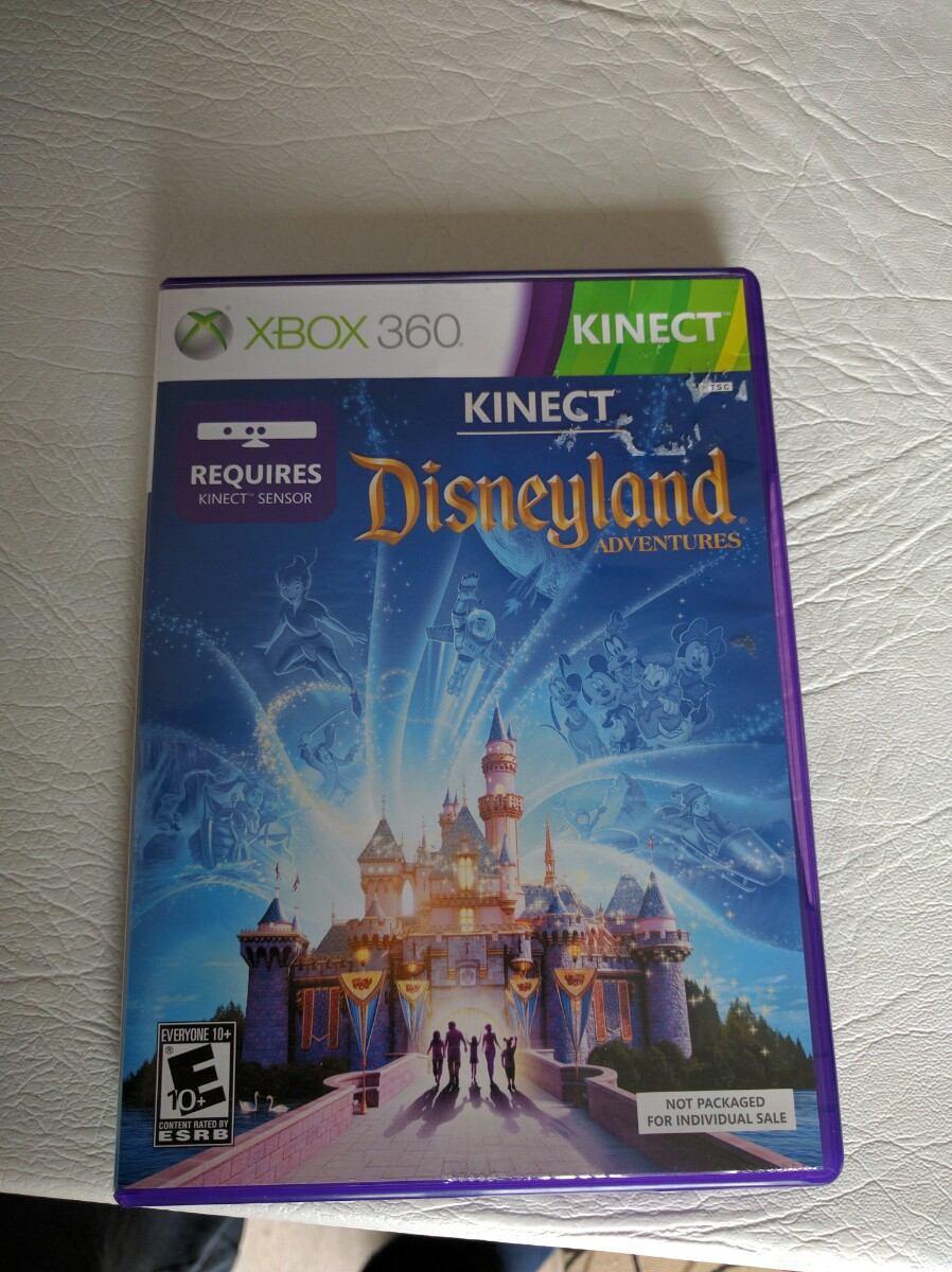 Juego Xbox 360 Kinect Disneyland Adventures 299 00 En Mercado Libre
