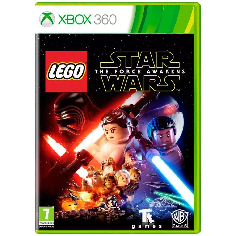 Juego De Xbox 360 Lego Star Wars El Despertar De La Fuerza 549