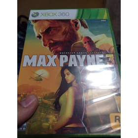 Juego Xbox 360 Max Payne 3 Nuevo Sellado, Envio Gratis.