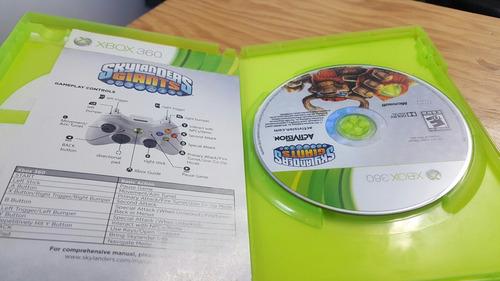 juego xbox 360 skylanders giants