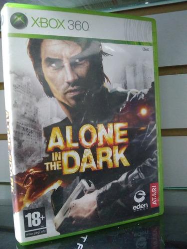 juego xbox 360 usado alone in the dark cat2