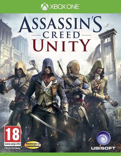 juego xbox assassin's creed unity