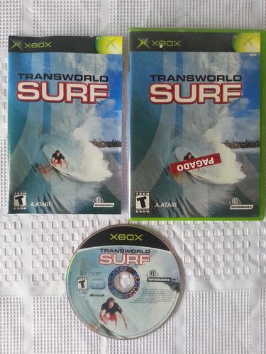juego xbox clasico transworld surf completo