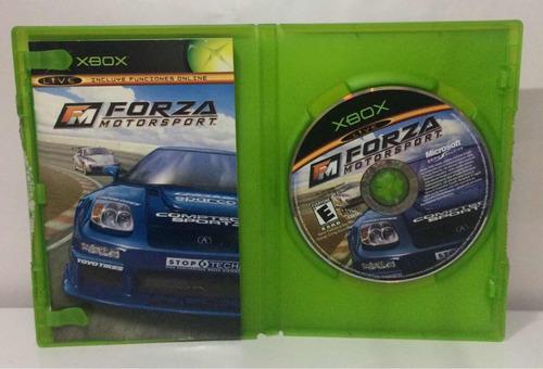 juego xbox forza motorsport