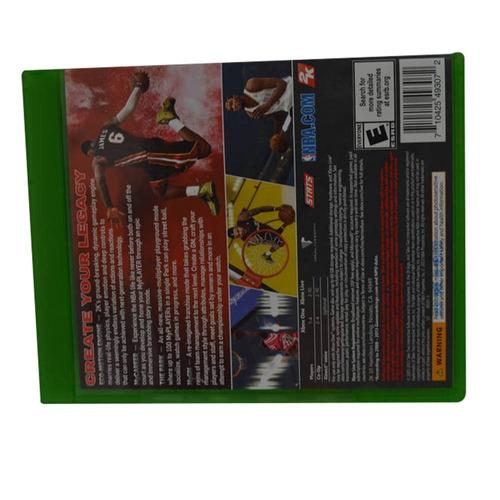 juego xbox nba 2k14 original