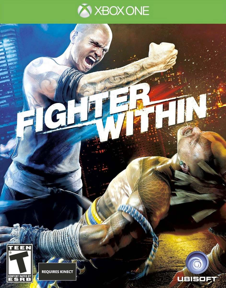 Fighter Within Para Kinect Juego Original Sellado Xbox One