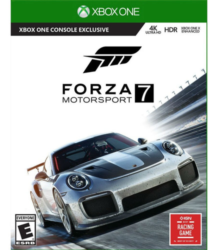 juego xbox one forza motorsport 7 standard edition