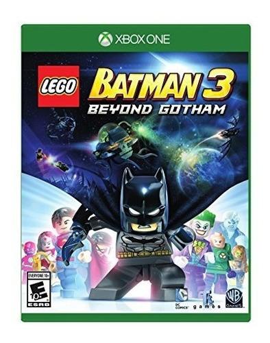 juego - xbox one lego batman 3: más allá de gotham
