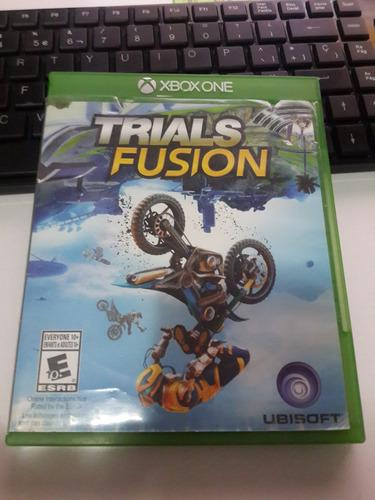 juego xbox one trial fusion