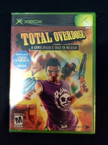 juego xbox total overdose
