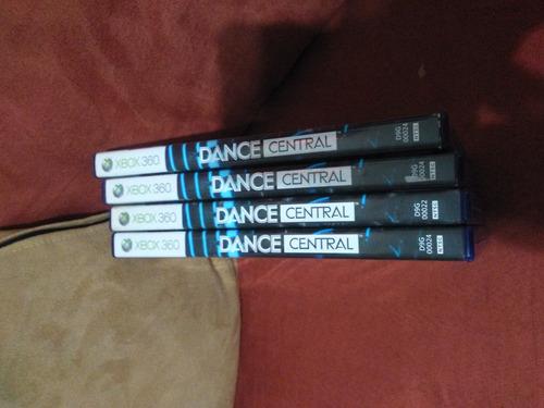 juego xbox360 dance central c/u