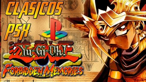 juego yu gi oh forbidden memories español ps1 para android