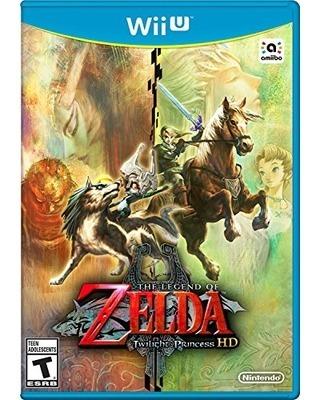 Juego Zelda Twiligth Princess Para Wii U 148 990 En Mercado Libre
