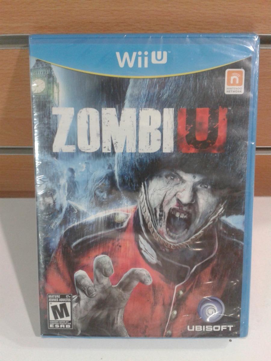 Juego Zombie U Para Consola Wii U Bs 10 000 00 En Mercado Libre