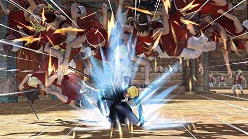 juegod e one piece pirate warriors 3 playstation hits ps4