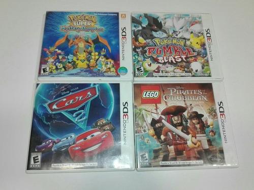 juegos 3ds envío gratis 2x envío gratis