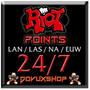Riot Points Para League Of Legends Servidor Lan / Dovuxshop