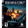 Turning Point Fall Of Liberty Ps3 D/fisico Semi Nuevo Esp.