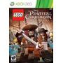 Lego Piratas Del Caribe Para Xbox 360 Original, Sellado
