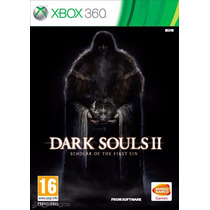 Dark Souls Ii Xbox 360 Ntsc Nuevo, Sellado