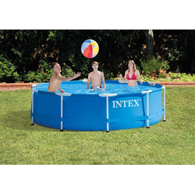 e73ee047436e9 Piscina Armable Portatil De 3.76 X.076 Intex - Mercado Libre Ecuador