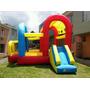 Saltarin Inflable Para Eventos Infantiles.con Motor Incluido