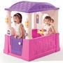 Casa De Juegos Para Niñas Step 2 - Importadas