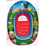 Bote O Balsa Inflable Mickey Mouse Para Niños Bestway Raft