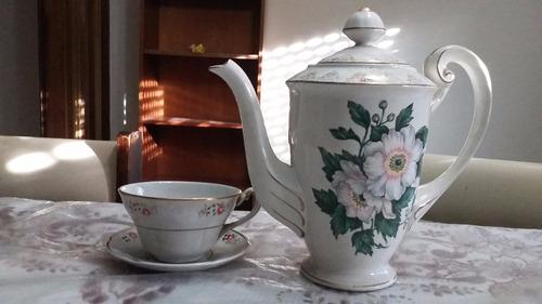 juegos antiguos de tasas de café y té