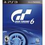 Gran Turismo 6 Ps3 Disco Nuevo Y Sellado Somos Tienda