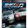 Need For Speed Shift 2 Y Otros Juegos De Ps3