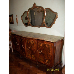 Muebles Antiguos Para Living Comedor en Mercado Libre Argentina
