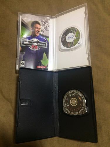 juegos consola psp