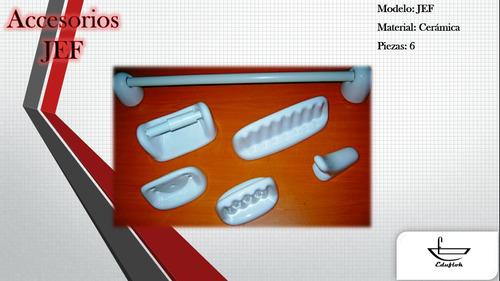 juegos de accesorios de baño mayor y detal leer descripción