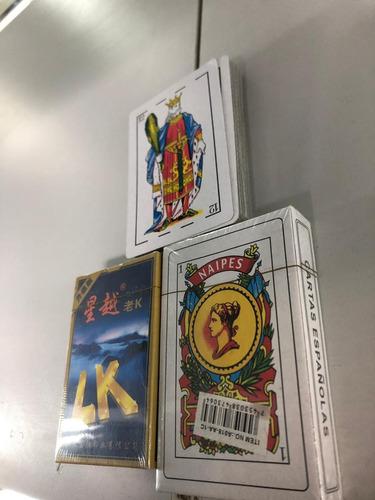 juegos de cartas españolas