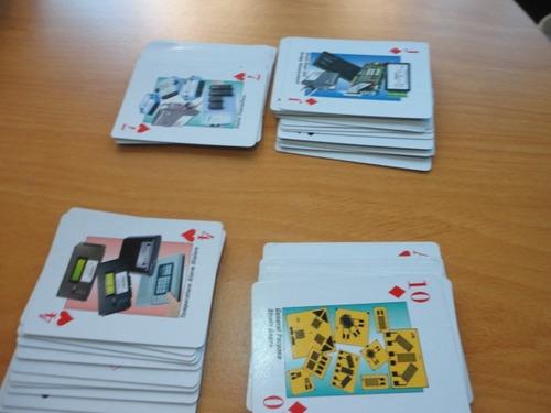 Juegos De Cartas Naipes Bs 550 00 En Mercado Libre