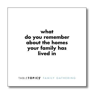 juegos de cartas,tabletopics reunión familiar preguntas ..