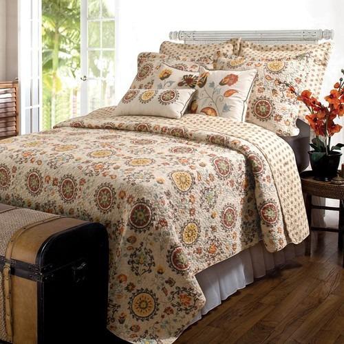 juegos de colchas,greenland home fashions andorra quilt ..